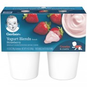 GERBER  BABY YOGURT DRINK