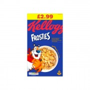 KELLOGGS FROSTIES BREAKFAST...
