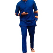 BLUE NATIVE WEAR FOR MEN