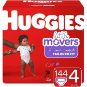 HUGGIES LITTLE MOVERS BABY...