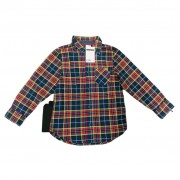 H&M 3 IN 1 KIDS PLAID SHIRT