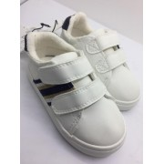 H&M WHITE TRAINERS