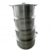SONEX CHEF COOKING POT SET...