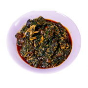 VEGETABLE & GOAT MEAT