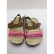 OLD NAVY FAUX SUEDE SANDALS
