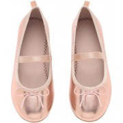 H & M GOLD COLORED BALLET...