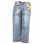 TRUE RELIGION DETAILED DENIM