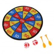 DART BOARD GAME FOR CHILDREN