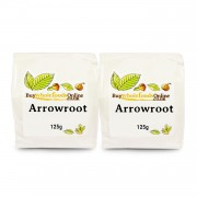 BUY WHOLE FOODS ARROWROOT 125G