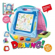 2 IN 1 MAGIC DRAWING BOARD