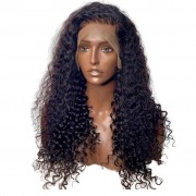 FRONTAL WIG DEEP CURLS