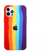 RAINBOW SILICONE CASE FOR...