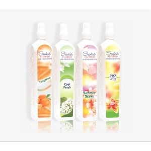 SWISS FLOWER LIQUID AIR FRESHENER