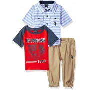 3 PIECE U.S POLO ASSN. COMBO