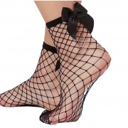 LADIES ANKLET NET SOCKS...