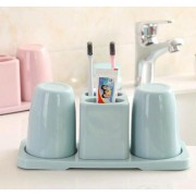 TOOTHBRUSH AND PASTE HOLDER...