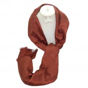 DESIGNER SILK SCARVES FOR...
